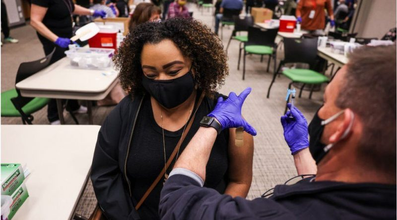 New US guidance says fully vaccinated people can meet without masks