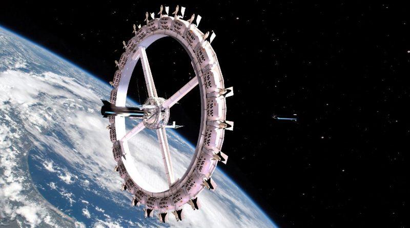El primer hotel espacial para 400 personas abrirá sus puertas en 2027