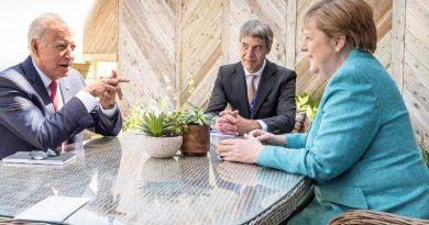 Líderes del G7 se comprometen a luchar contra el cambio climático