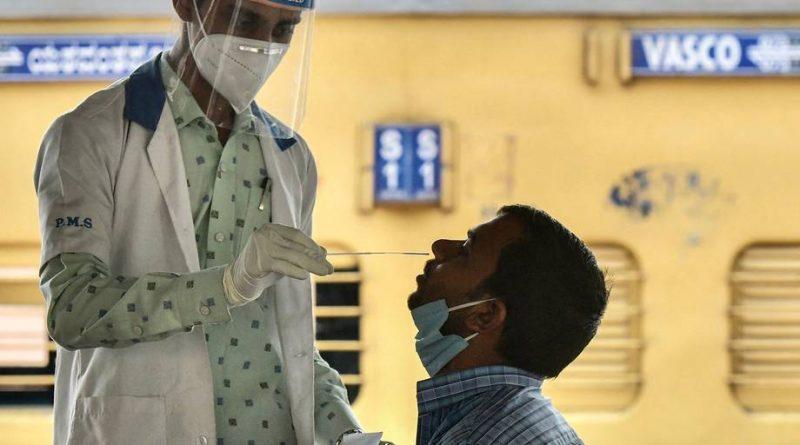 Así funciona la prueba que detectaría coronavirus en tres segundos solo con una foto a los ojos