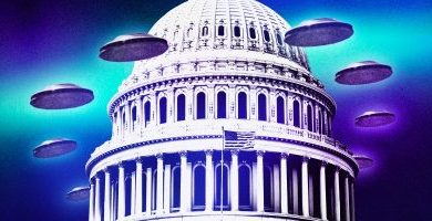 'Truth embargo': UFOs are suddenly all the talk in Washington