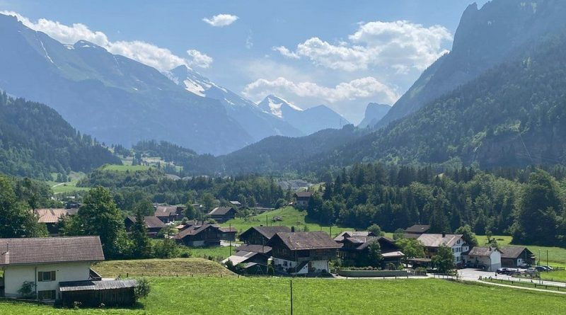 Mitholz – the tranquil Swiss village facing a time bomb