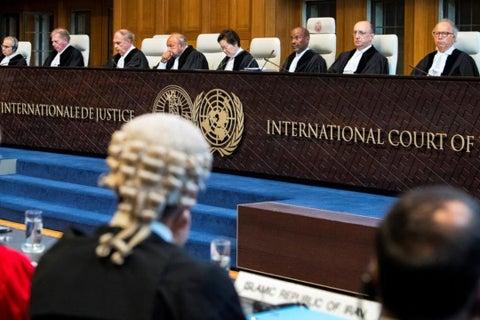 Corte Internacional retomará litigio entre Nicaragua y Colombia en septiembre y octubre