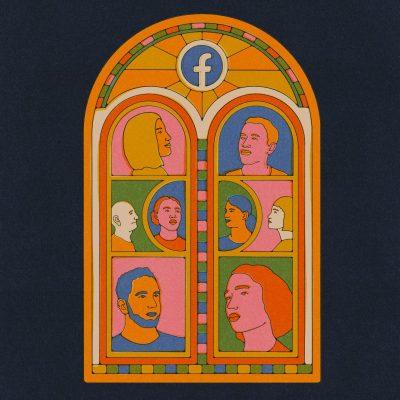 La próxima meta de Facebook: ser una experiencia religiosa