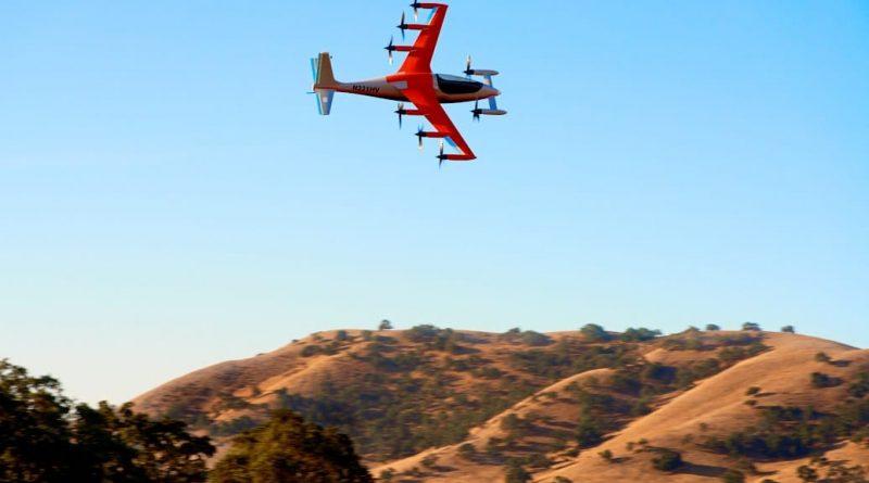 El ejercito de Estados Unidos prueba su primer avión eléctrico autónomo para operaciones de rescate y salvamento