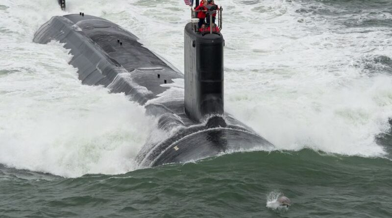 What are nuclear powered submarines and how do they work? Australia's firepower ambitions explained