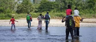 Se dispara el número de refugiados venezolanos sin hogar en la frontera brasileña