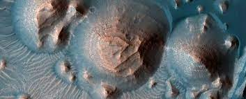 Thousands of Ancient Super-Eruptions Have Been Detected on Mars